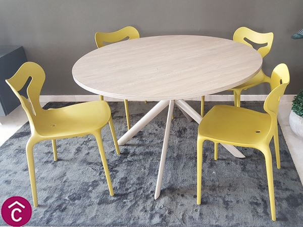 Sedie Sala Da Pranzo Calligaris : Vendita online di mobili per la casa e lufficio. tavolo giove e