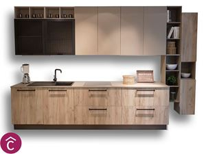 Cucina Lineare Dos Kitchens