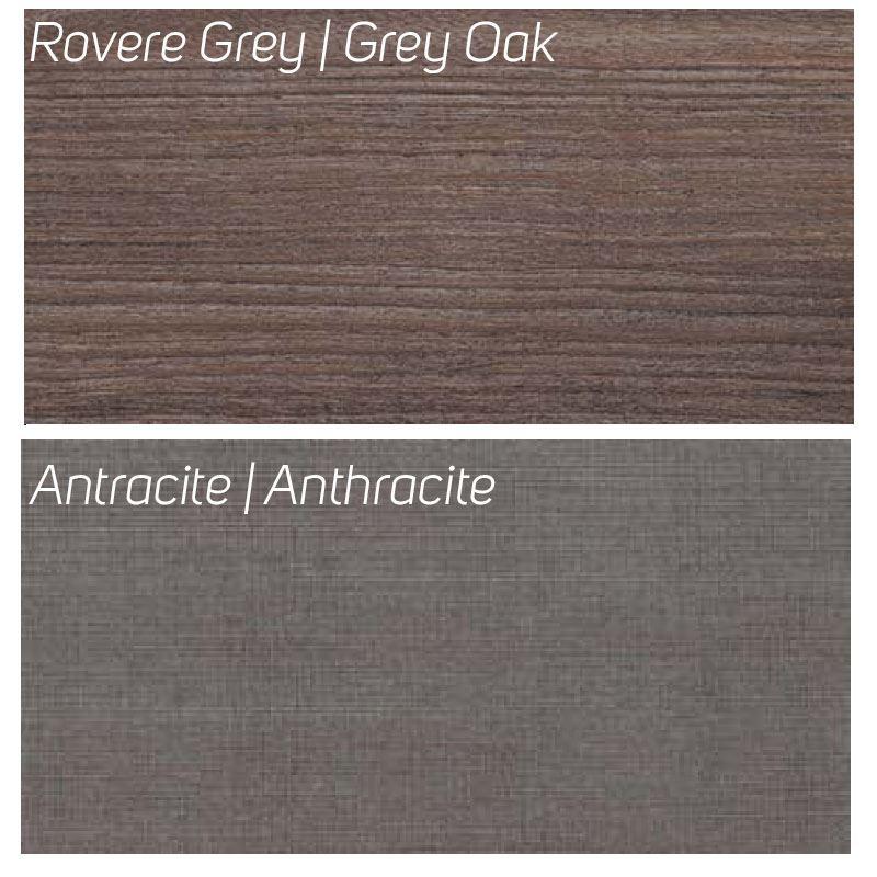 Rovere Grey / Antracite