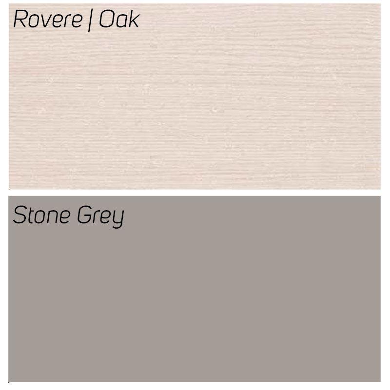 Rovere / Stone Grey