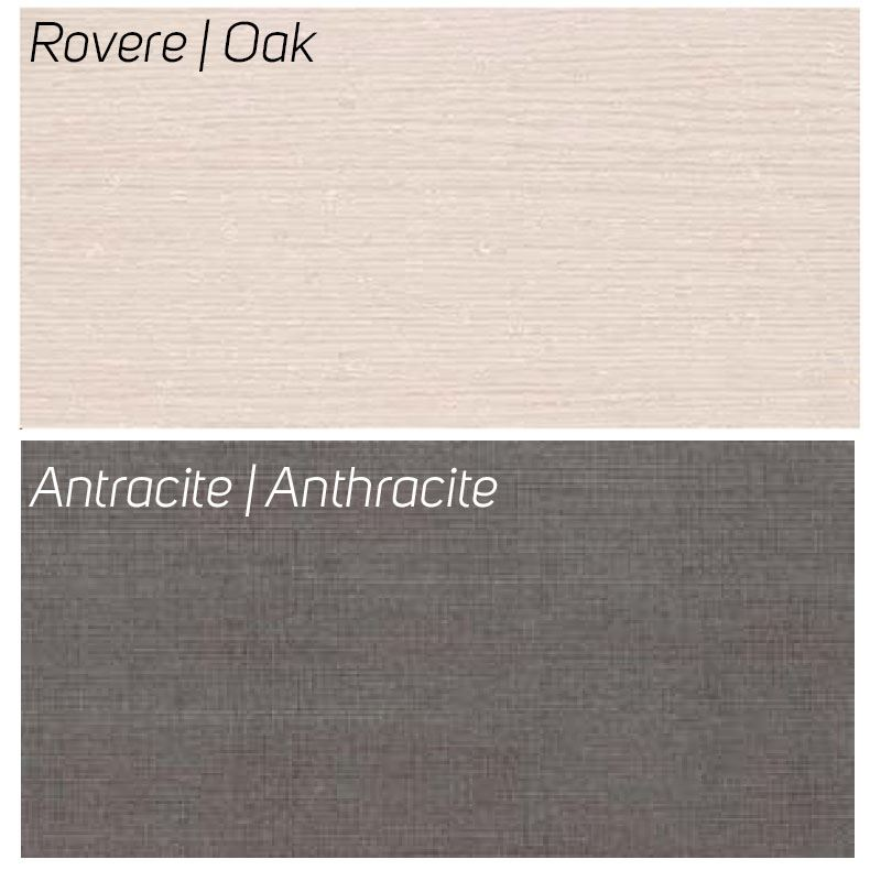 Rovere Grey / Antracite