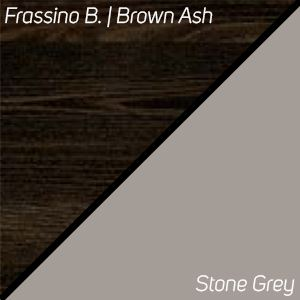 Frassino Brown / Stone Grey