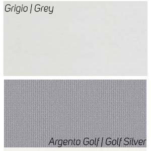 Grigio / Argento Golf