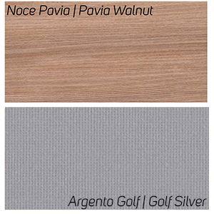 Noce Pavia / Argento Golf