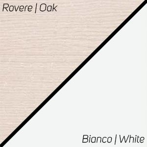 Rovere / Bianco