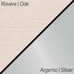 Rovere / Argento