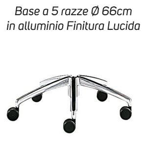 Alluminio Finitura Lucida. [+€25,00]
