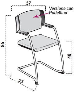 Versione con Padellino [+€15,00]