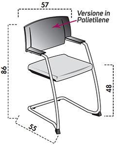 Versione in Polietilene