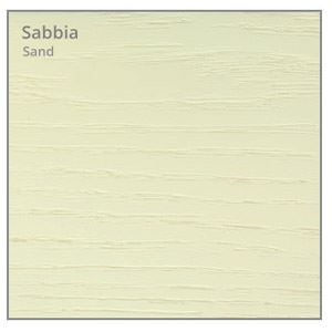 Laccato Poro Aperto  SABBIA