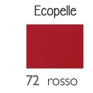 Cuscino in Ecopelle Rossa [+€35,00]
