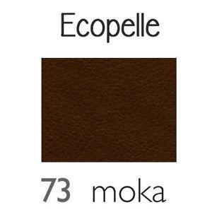 Cuscino in Ecopelle Moka [+€35,00]