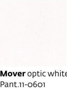 Mover optic white Pant.11-0601