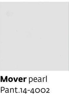 Mover pearl Pant.14-4002