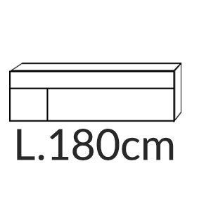 Madia Quadra L.180CM [+€324,00]