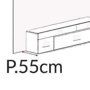 Profondità 55cm [+€97,00]