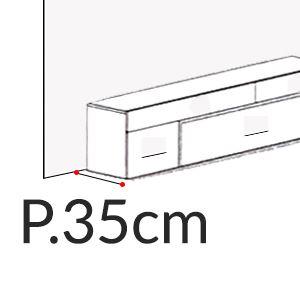 Profondità 35cm
