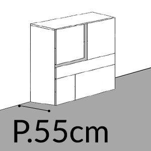 Profondità 55cm [+€154,00]
