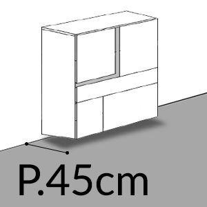 Profondità 45cm [+€87,00]