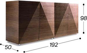 Versione altezza 98cm [+€790,00]