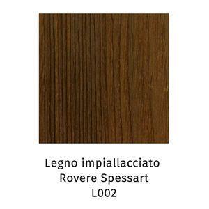 Legno Impiallacciato rovere spessart L002 (Sp.2,5cm) [+€347,00]