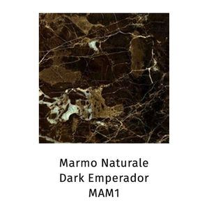 Marmo naturale Dark Emperador MAM1 [+€2520,00]