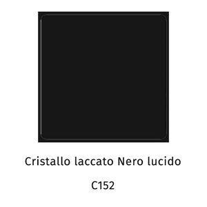 Cristallo laccato nero lucido C152 [+€32,00]