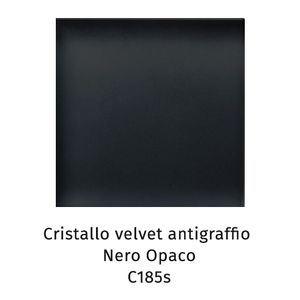 Cristallo Velvet antigraffio nero opaco C185S [+€237,00]