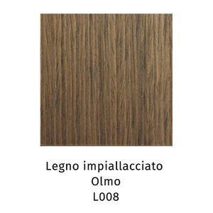 Legno Impiallacciato olmo L008 (Sp.5cm) [+€330,00]