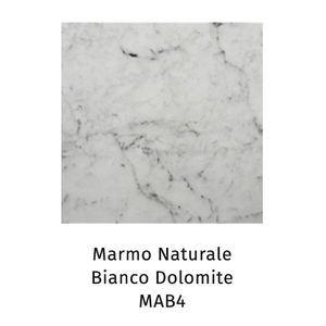 Marmo naturale Bianco dolomite MAB4 [+€2390,00]