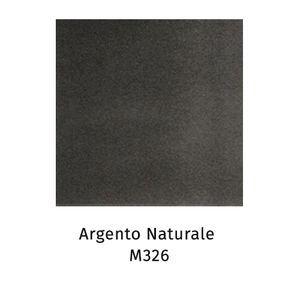 Acciaio Argento naturale M326 [+€146,00]