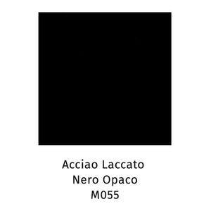 Acciaio nero opaco M055