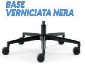 Verniciato Nero.