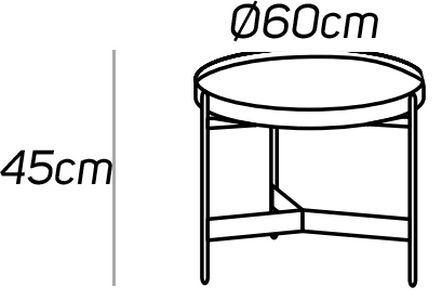 Diametro 60cm
