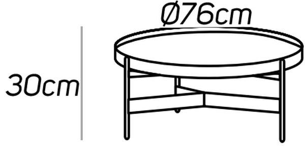 Diametro 76cm [+€57,00]