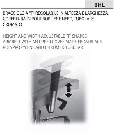 Braccioli Regolabili [+€50,00]