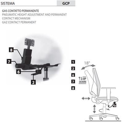 Meccanismo GCP
