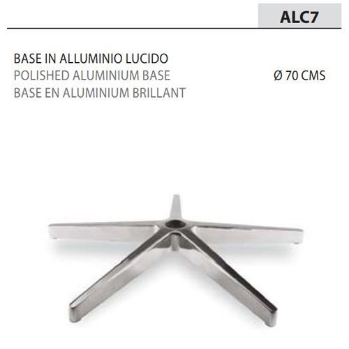 Base Allumunio ACL7 [+€75,00]