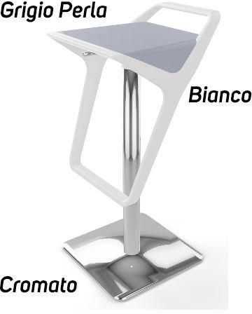 Grigio Perla | Bianco