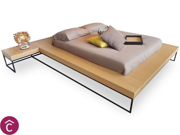 Strutture Letto In Legno Massello : Vendita online di mobili per la casa e l ufficio letto