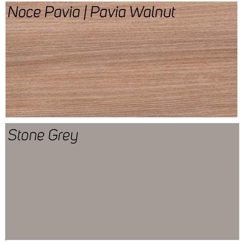 Noce Pavia /Stone Grey