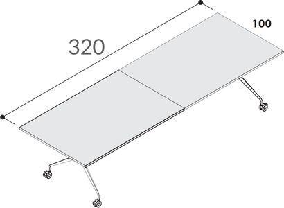Lunghezza 320cm [+€198,00]