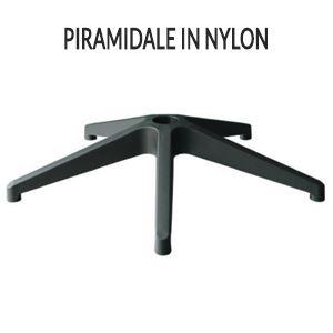 Piramidale in Nylon
