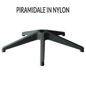 Piramidale in Nylon
