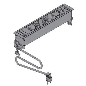 Kit Schuko, 2 Usb, 1 HDMI [+€280,00]
