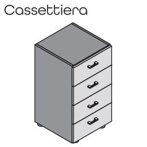 Cassettiera