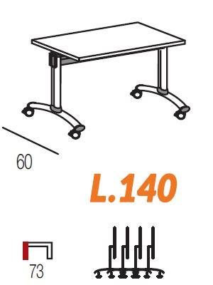 Lunghezza 140cm [+€52,00]