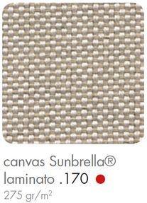 Tessuto Acrilico Sunbrella [+€220,00]