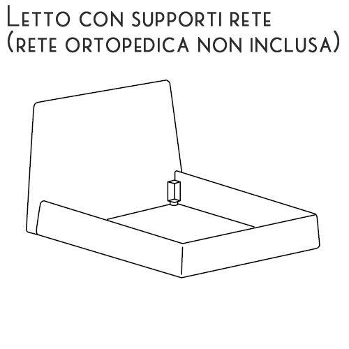Con Supporto Rete