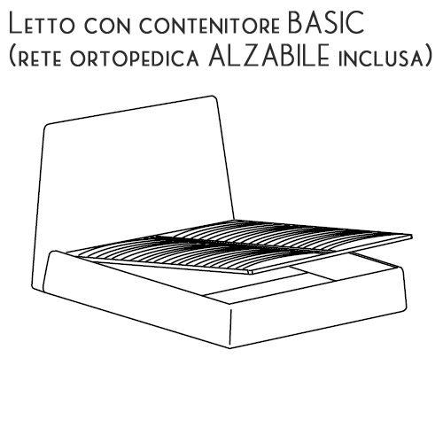 Con contenitore BASIC [+€482,00]